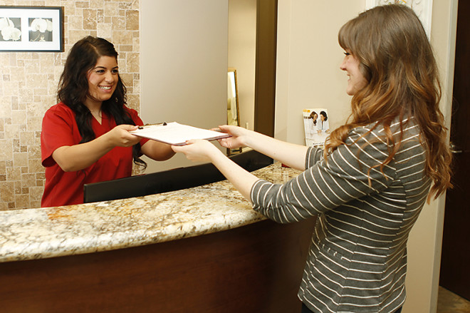 Our staff will take very good care of you throughout your entire visit.